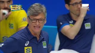 Download Video FULL Volleyball Match Poland vs Brazil Mens World Championship 2018 Final MP3 3GP MP4