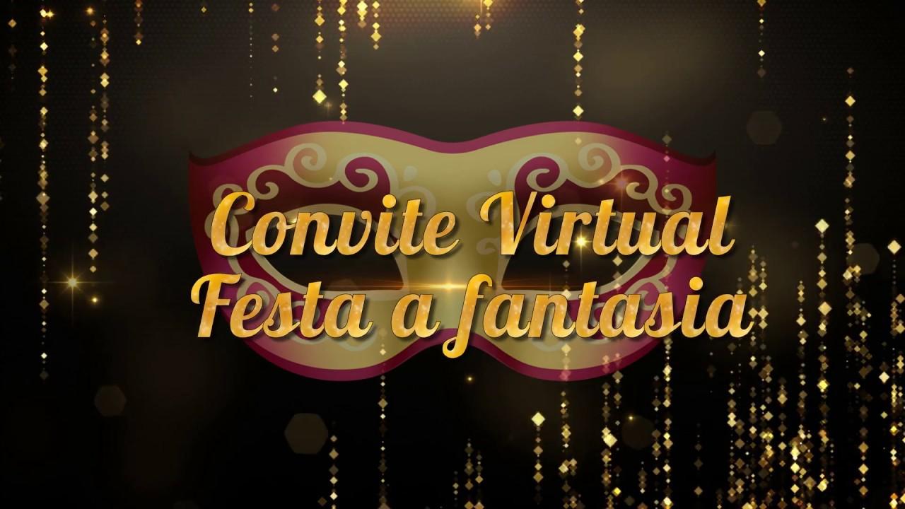Convite Mary Kay Festa A Fantasia Youtube