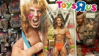 TOY HUNT!!! | Then Now Forever - February 2018 | WWE Mattel Wrestling Figure Shopping Fun #81