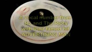 Advertising Man - RJ & The Riots