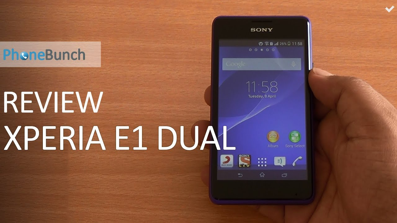Sony xperia e1 — смартфон компании sony, выпущенный под брендом xperia и под. Начальная цена, 5 490 рублей. Предшественник, sony xperia e.