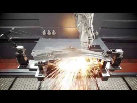 NUKON X5 Axis Fiber Laser Machine