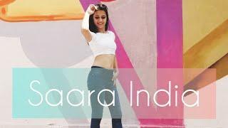 Saara India Dance Cover • Aastha Gill Priyank Sharma • Easy Dance • Akshita Tiwari choreography