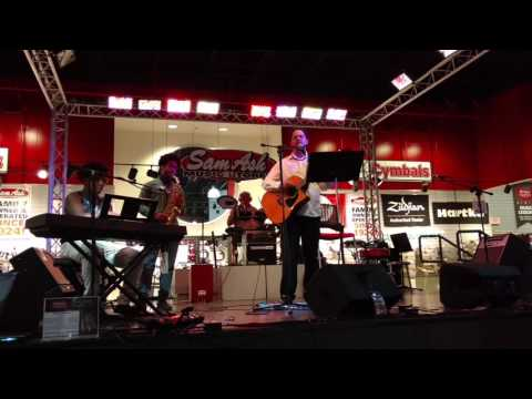 Roy Jones Performs The River at Sam Ash September 21 2016