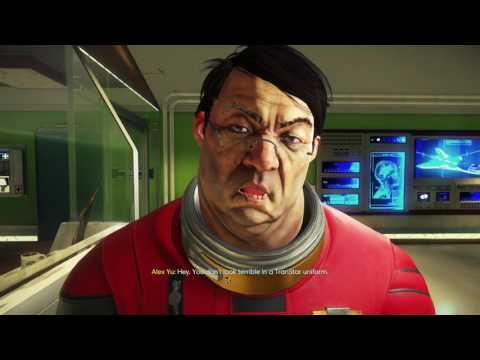 Prey (2017) 1 Hour of Gameplay No Commentary