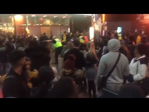 video: BBC-backed gang film Blue Story banned from Vue cinemas after record number of 'serious incidents' in 24 hours including mass brawl outside screening