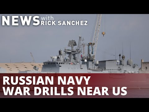 Russian Navy performs largest drills since cold war