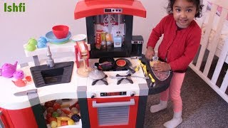 Ishfi Play time with toy kitchen set