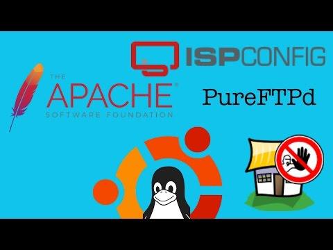Linux Server Teil 5 Webserver + SSL + FTP + DNS + Fail2BAN + ...