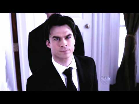 Damon and Elena - Here without you (The Vampire Diaries)
