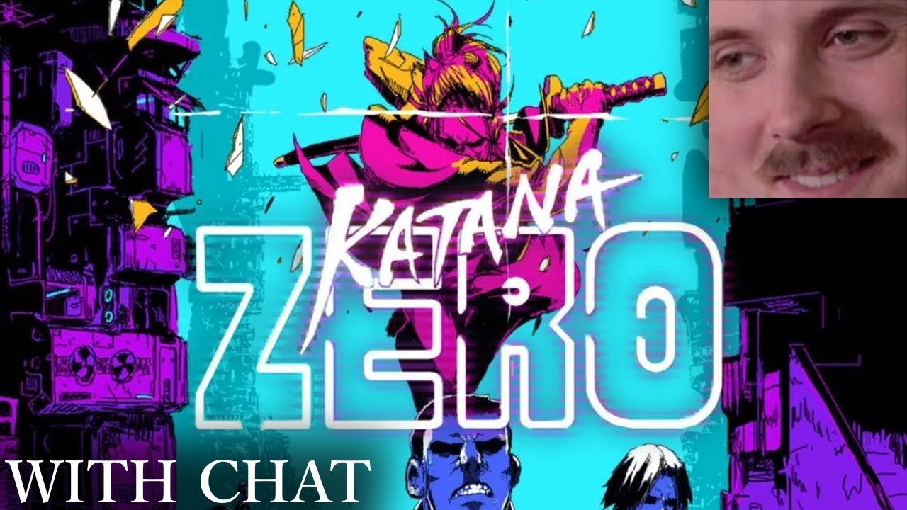 Forsen plays: Katana Zero (with chat) #1