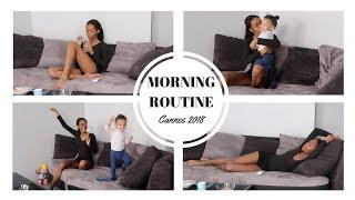 MORNING ROUTINE Un matin avec deux experts de la danse de canap