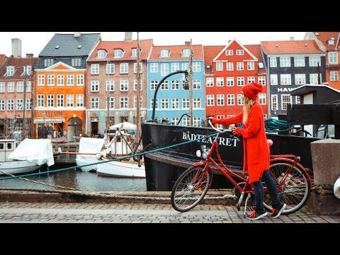 COPENHAGEN IN JANUARY | The Denmark Vlog