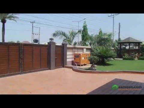 ONE OF THE FINEST HOUSE FOR SALE  IN PARADISE VALLEY, FAISALABAD