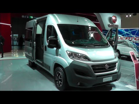 Fiat Ducato Maxi Mixto 2015 In detail review walkaround ...