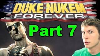 Scariest Episode Ever - DUKE NUKEM FOREVER - Part 7