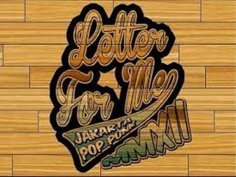 Letter For Me - Hanya Untukmu ( Lirik )