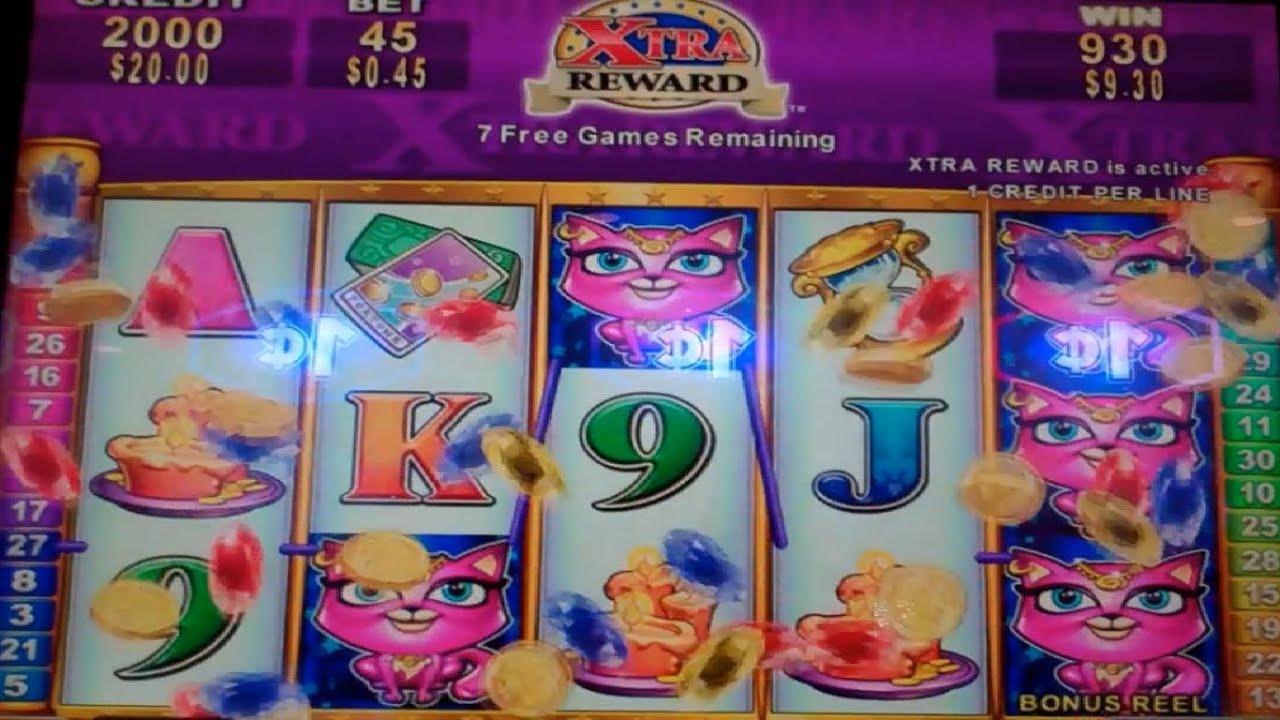 Cats Slot Machine