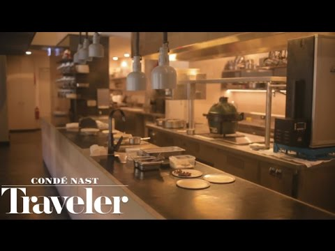 Inside Sydney's Automata with Chef Clayton Wells