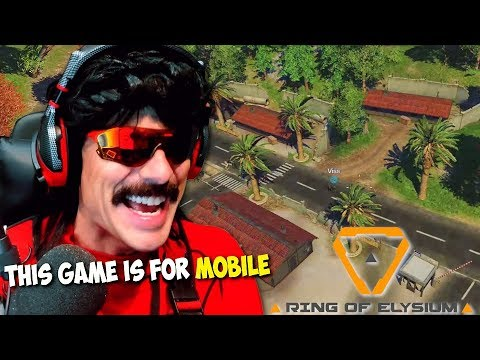 DrDisRespect Tries Ring Of Elysium New Map / Update ▪ ROE Season 2 ▪ (1/17/19)