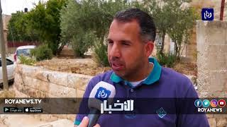 الاحتلال يصادر مساحة كبيرة من أراضي بيرزيت تمهيدًا لتوسيع حاجز عطارة - (5-6-2018)