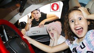 REGRAS DE CONDUTA para CRIANÇAS no carro Rules of Condut for Children Valentina Pontes