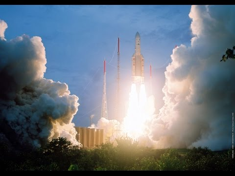 LIVE: Ariane 5 lifts off with THOR 7 satellite