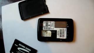 Краткий обзор на мобильный mifi CDMA роутер Novater 4510l