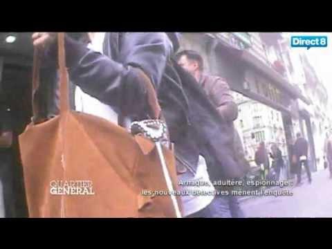 Agence de Détective Privée ADSS VIP - Direct8 - Quartier Général - Adultère - Partie 1