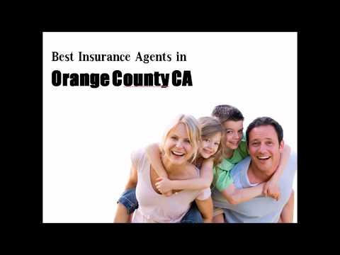 Best Insurance Agents in Orange county CA