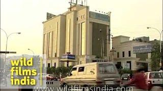 The cleanest city in India - Noida, Uttar Pradesh