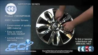Hyundai Sonata CCI Impostor Wheel Skin