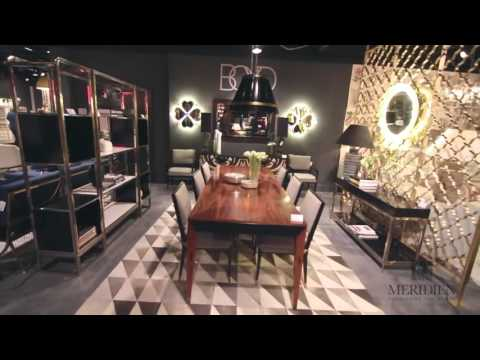 Resource Decor Premiers at High Point Market Oct 2015
