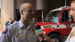 The Coral Gables Fire Department has a new fire rescue truck