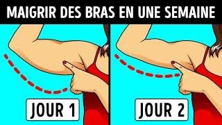 Comment Maigrir Des Bras en Sept Jours : Plus de Bras Flasques !
