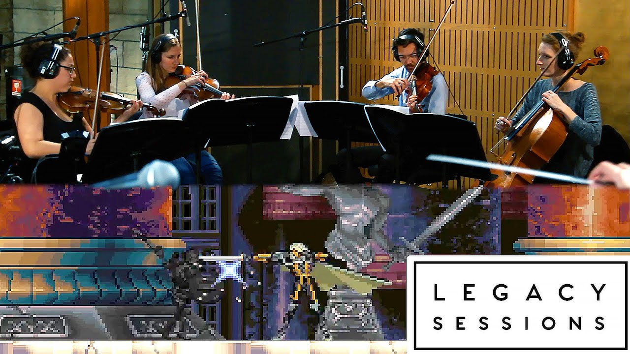 New Video – Castlevania: Symphony of the Night Sessions