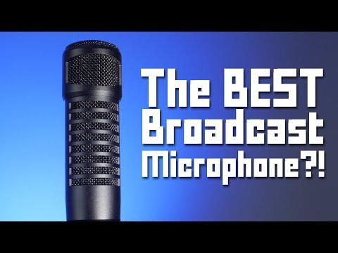 Is this the BEST broadcast microphone... ever?! - Electro-Voice RE27N/D Review (RE20 VS RE27N/D)