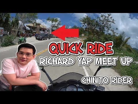 Antique House Ride   Meet Up With Richard Yap   Chinito Rider