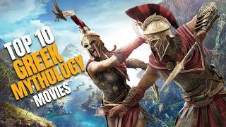 Top 10 Best Greek Myth๐logy Movies