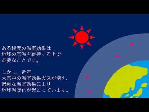 『いつでも見られる省エネセミナー』②地球温暖化の仕組みと対策について