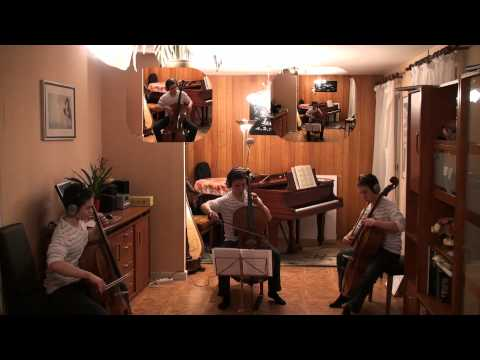 What I've Done LINKIN PARK  4 cellos  [cover]