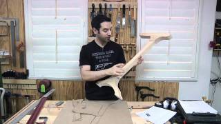 134 - How to Make a Trestle Table (Part 1 of 3)