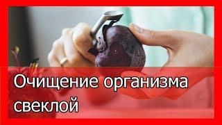 Салат из свеклы очищает организм
