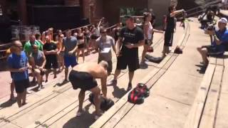 Brute Force sandbag challenge