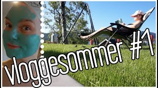 SPADAG/ the pussy show / vloggesommer #1