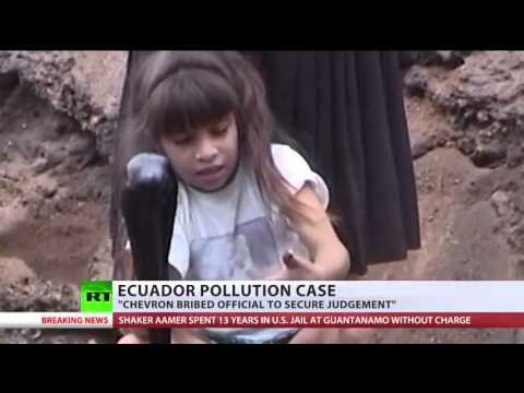 Chevron star witness in Ecuador case exposed as paid liar - RT News.