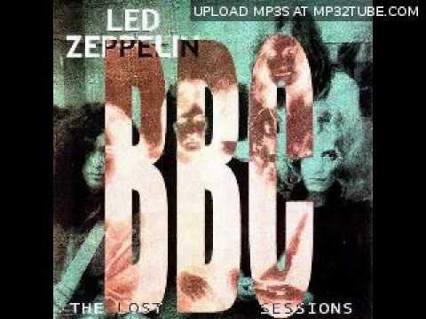 Led Zeppelin - Sunshine Woman rare BBC