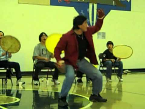 Thanksgiving Eskimo Dance on Little Diomede Island (2010)