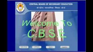 www.cbse.nic.in | Results | Central Board of Secondary Education | Latest News