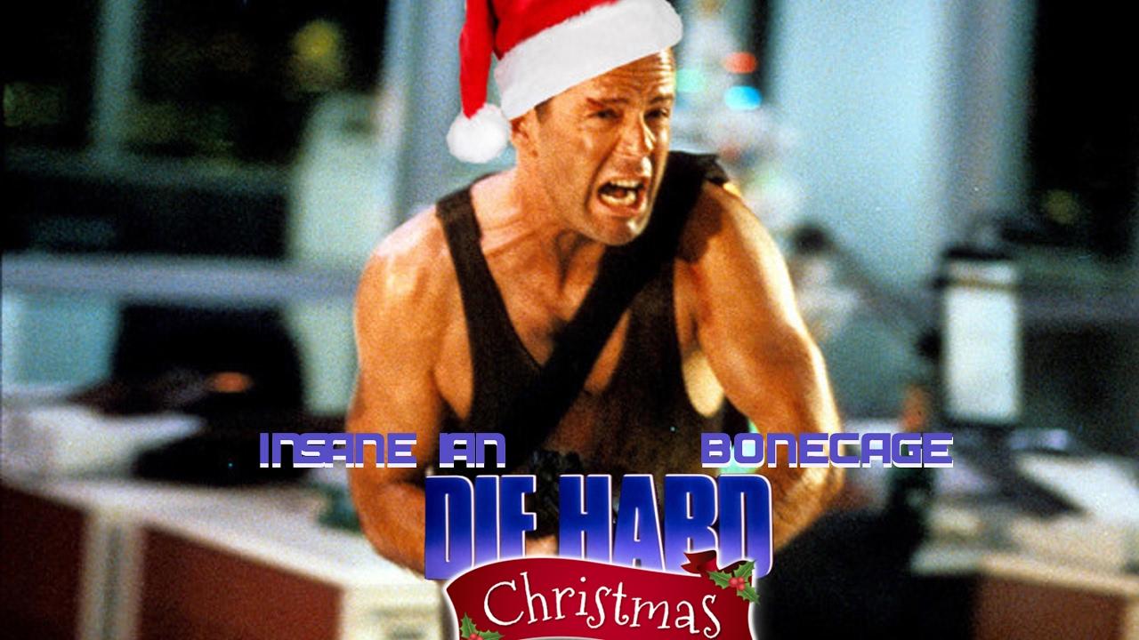 Insane Ian & Bonecage - Die Hard Christmas MUSIC VIDEO - YouTube